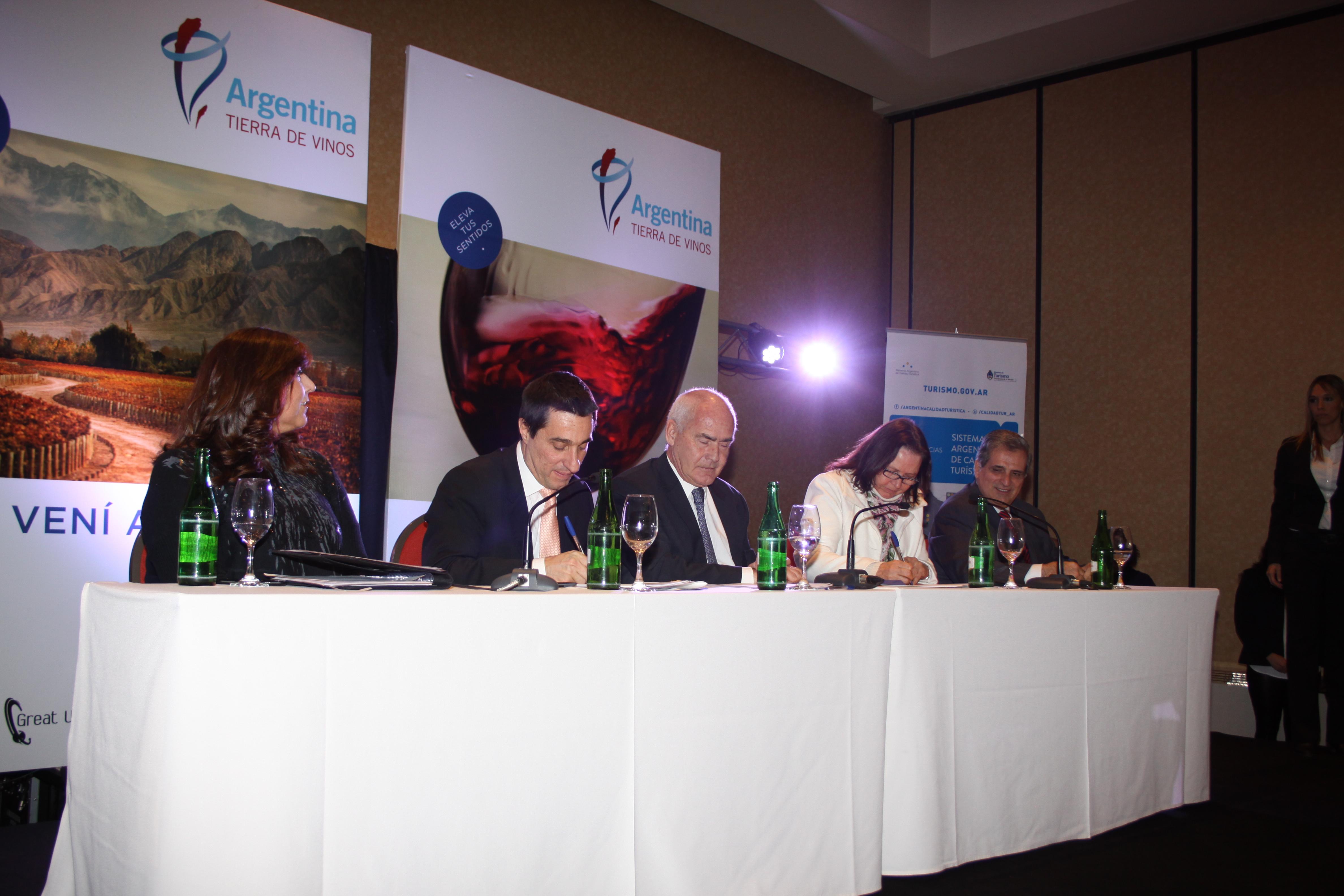Información estratégica para el Turismo del Vino.