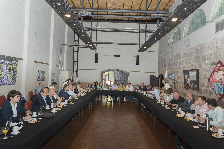 COVIAR mantuvo una reunión con la Comisión de Economías y Desarrollo Regional de la Cámara de Diputados de la Nación