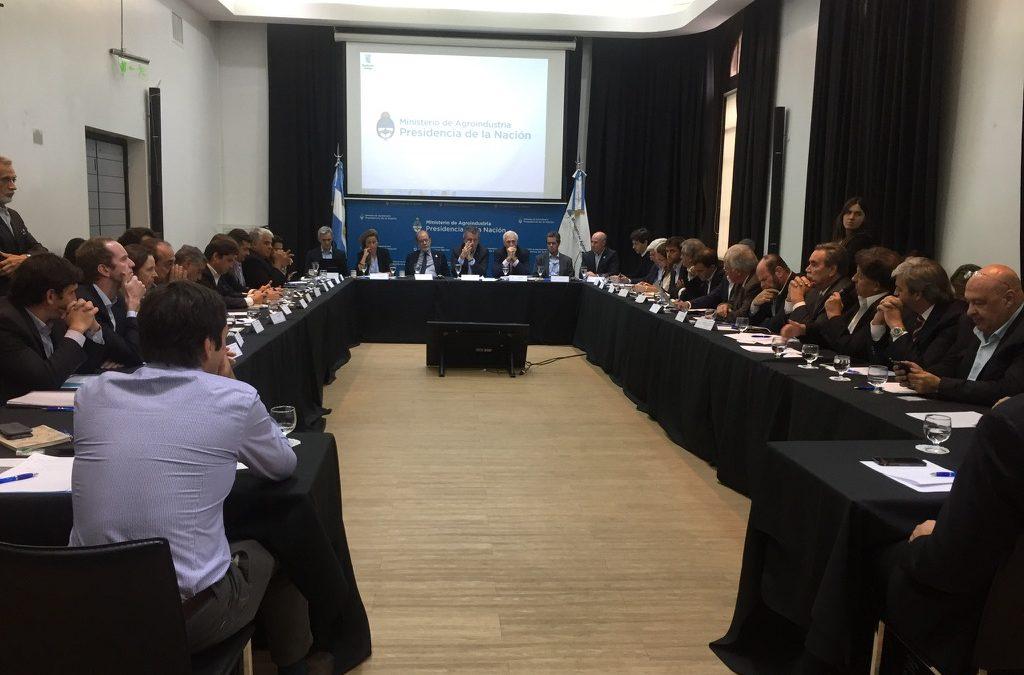 COVIAR fue protagonista en la mesa de Competitividad Vitivinícola en el Ministerio de Agroindustria de la Nación