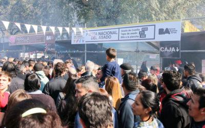El Vino Argentino en el 3° Campeonato Federal del Asado
