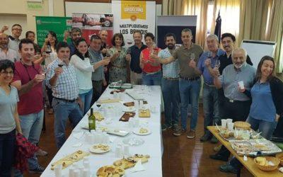 ¡Los brindis se multiplicaron en toda Argentina!