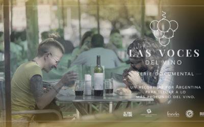 """Se estrenó en todo el país el documental """"Las Voces del Vino"""""""