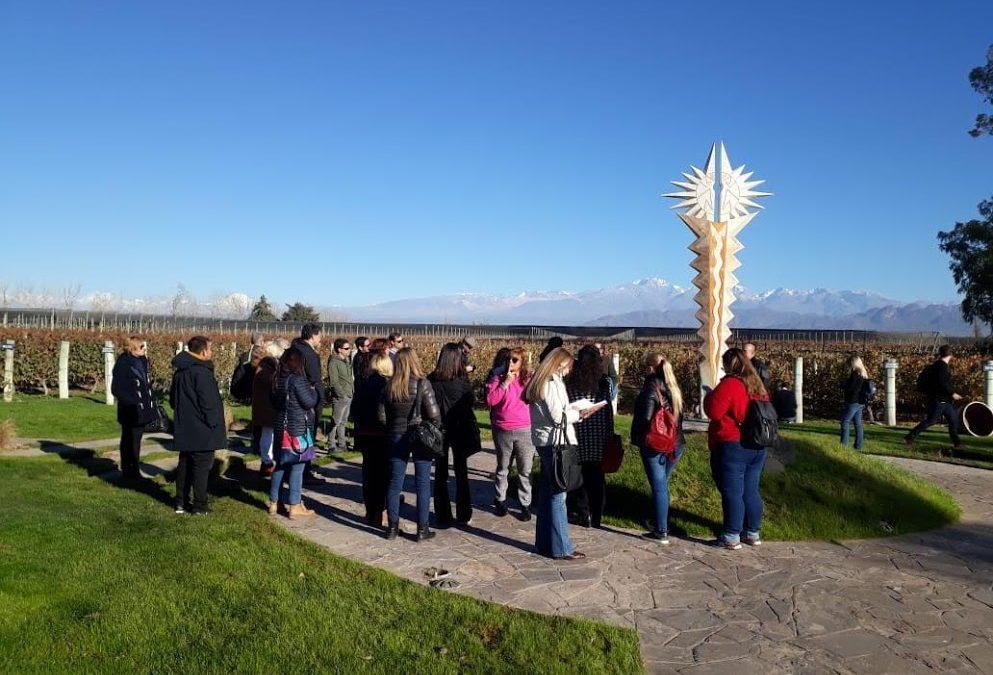 Grandes números del Enoturismo en Mendoza