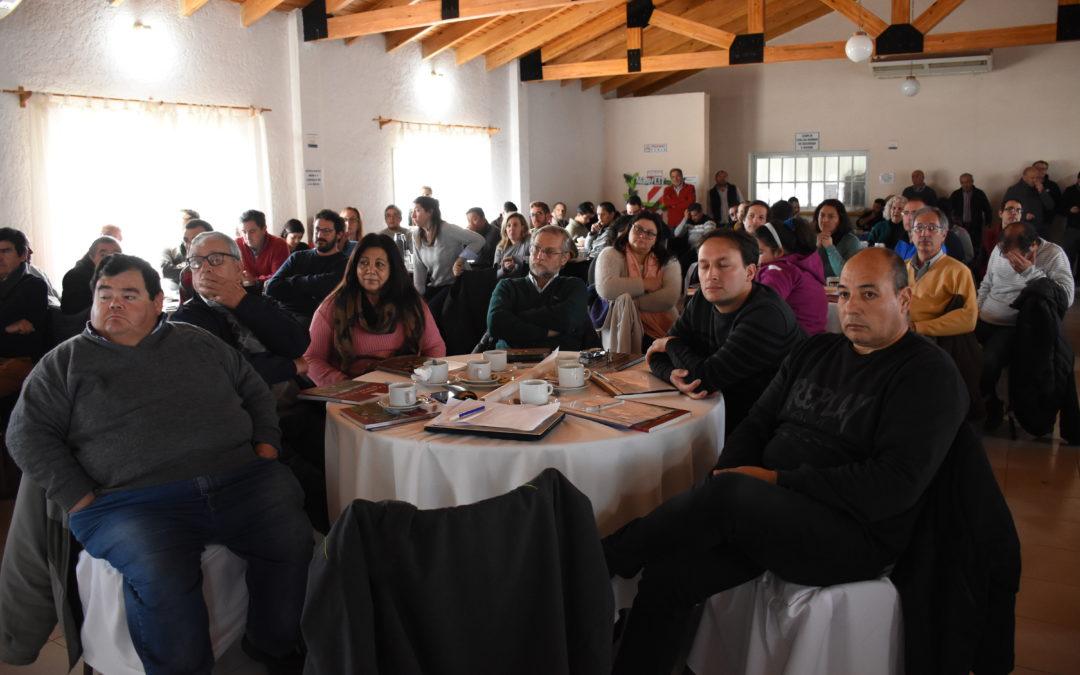 Primer Encuentro Federal de Centros de Desarrollo Vitícola