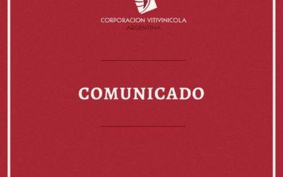 El Directorio aprobó los valores de la contribución de 2020 para asegurar el financiamiento de COVIAR