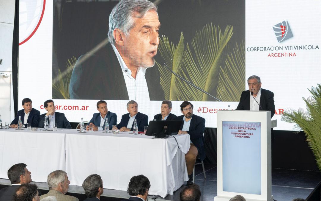 DESAYUNO 2020: Discurso de José Zuccardi
