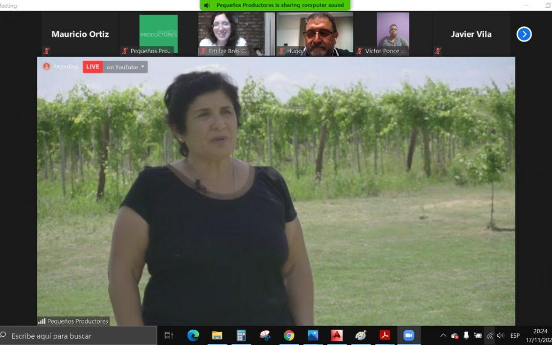 De Jujuy a Ushuaia productores celebran el Vino Argentino, Bebida Nacional
