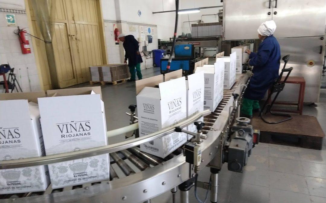 Un plan de acción y $13,3 millones no reembolsables para un Sistema Integrado Vitivinícola en La Rioja