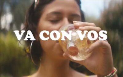 """""""Va con vos, va con todo"""", se lanzó el nuevo comercial del vino argentino"""