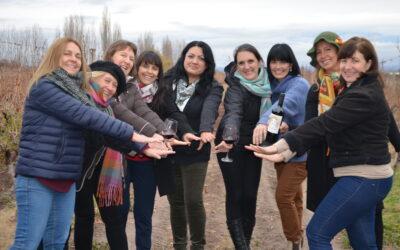 Integración horizontal con perspectiva de género en la vitivinicultura argentina
