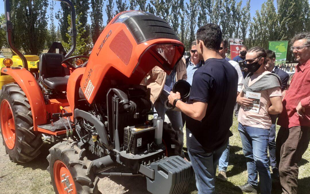 Equipos, tecnología y un impulso para que productores de San Rafael avancen en sostenibilidad